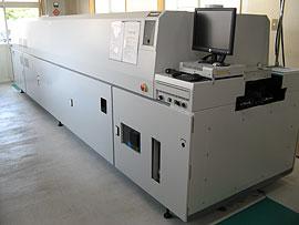 鉛フリー対応リフロー炉SAI-838N
